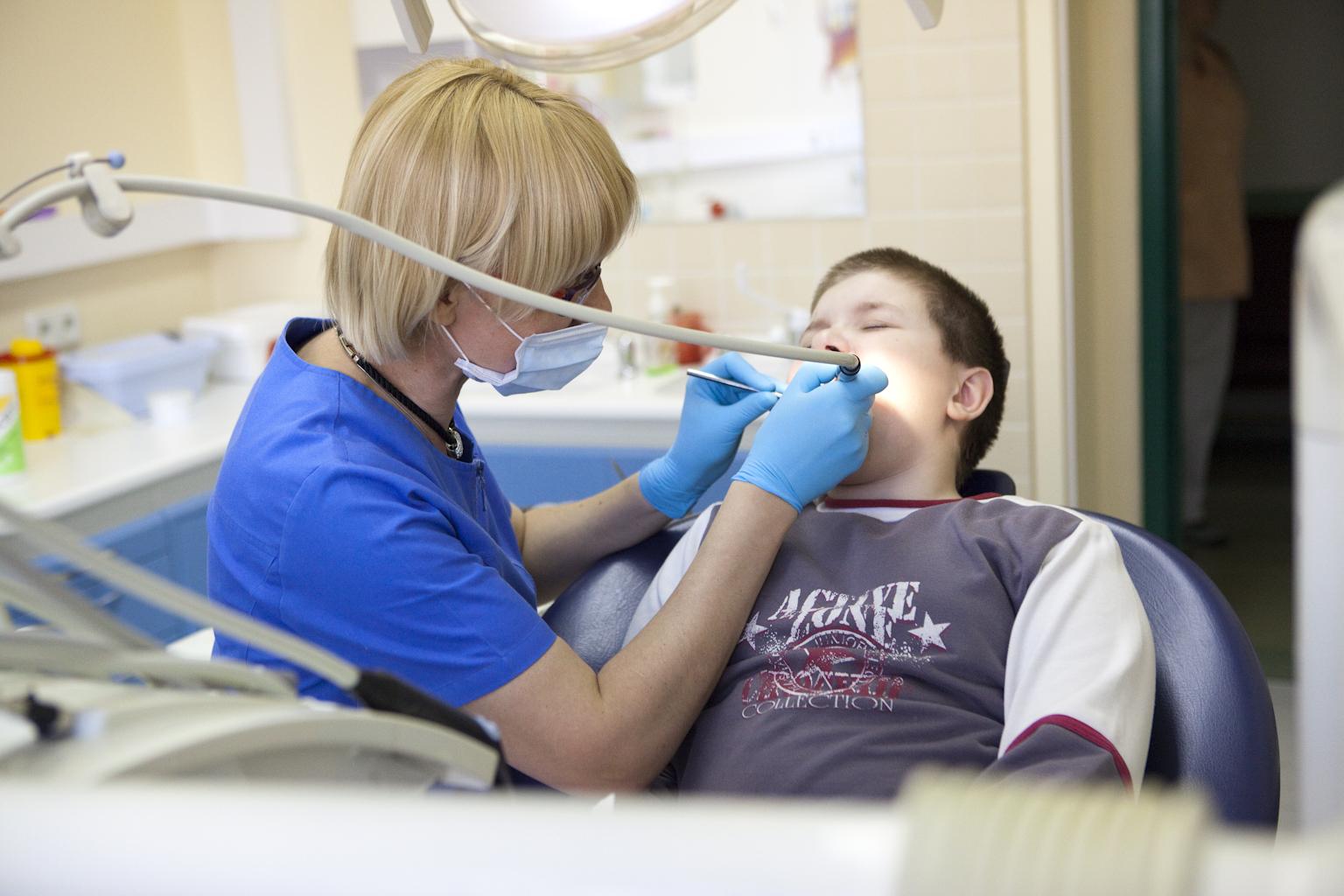 Кабинет терапевтической стоматологии