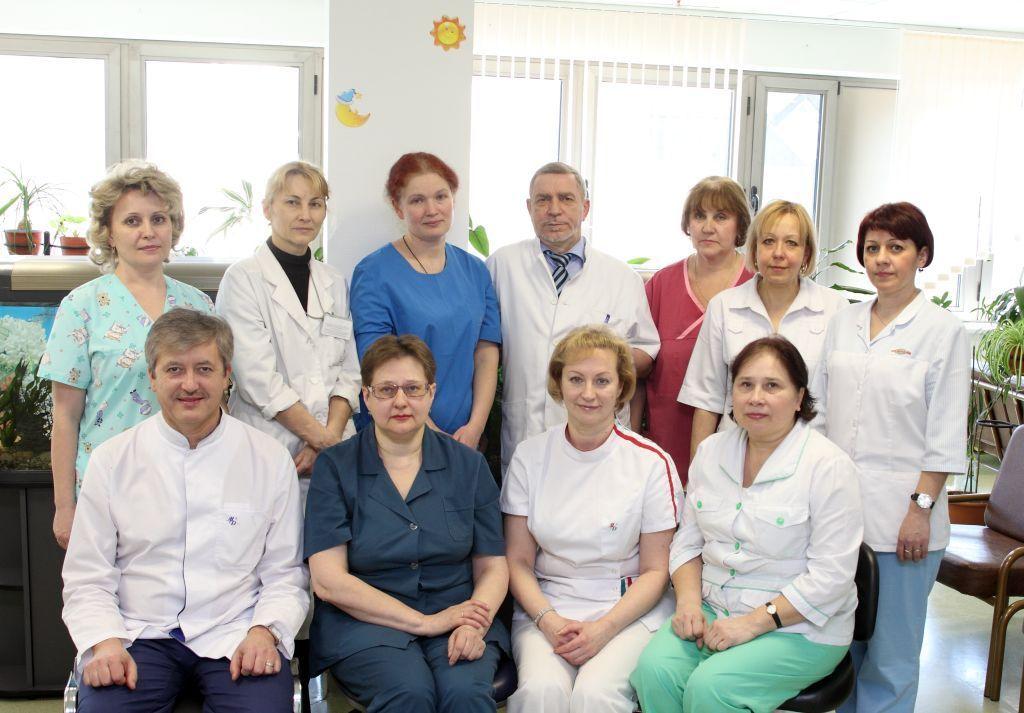 Отделение хирургической стоматологии детского возраста