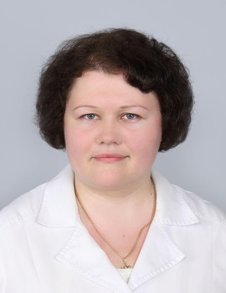 Кашперова Ольга Геннадьевна