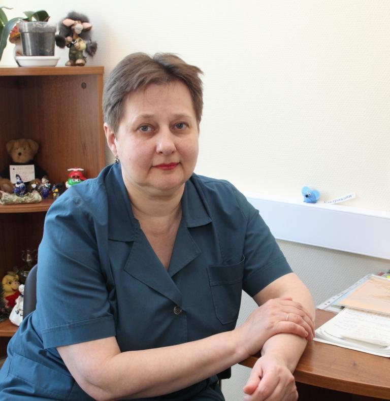Стебелькова Марина Львовна